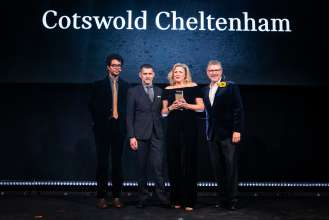 Cotswold Cheltenham wins MINI Retailer of the Year 2019