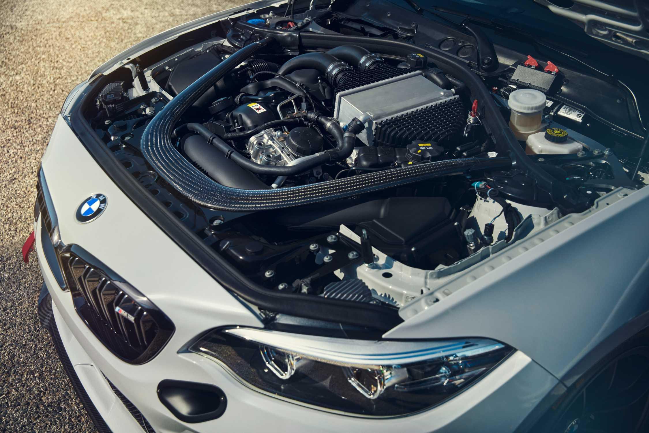 Munich (GER), 31st January 2020. BMW M2 CS Racing, BMW M Customer Racing.