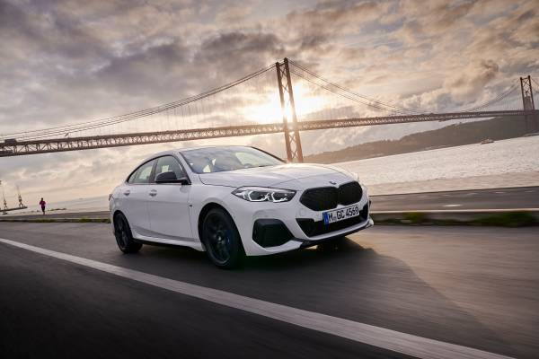 The First Ever Bmw 2 Series Gran Coupe Additional Pictures