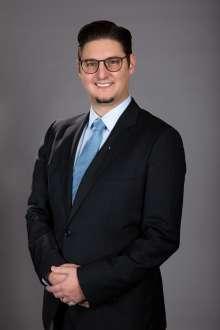 Philipp Käufer, Unternehmenssprecher BMW Group Werk Steyr (02/2020)