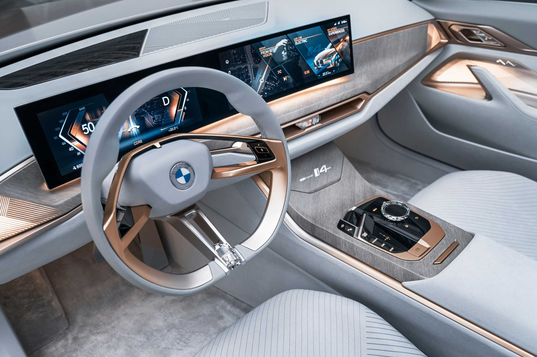 BMW Concept i4 (02/2020)
