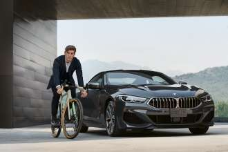 Launch of the new 3T FOR BMW bike (03/2020).