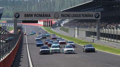 Racing League Romania powered by BMW Romania, BMW M3 E30, Races 1 and 2 (03/2020)