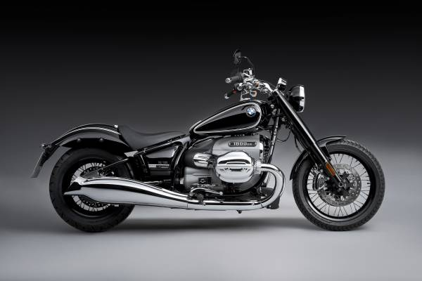 The BMW R 18 First Edition. (04/2020)