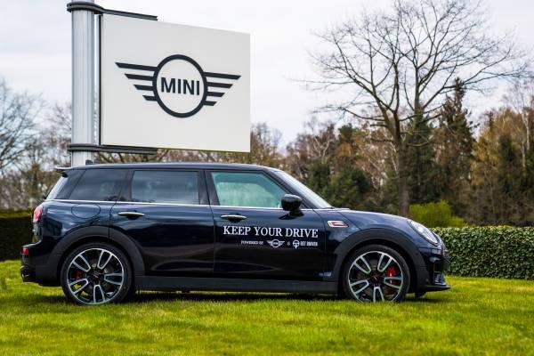 MINI x Get Driven (04/2020)