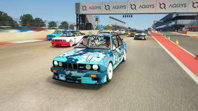 The 5th Championship Race League Romania, Stage 9, Kyalami, South Africa (05/2020)