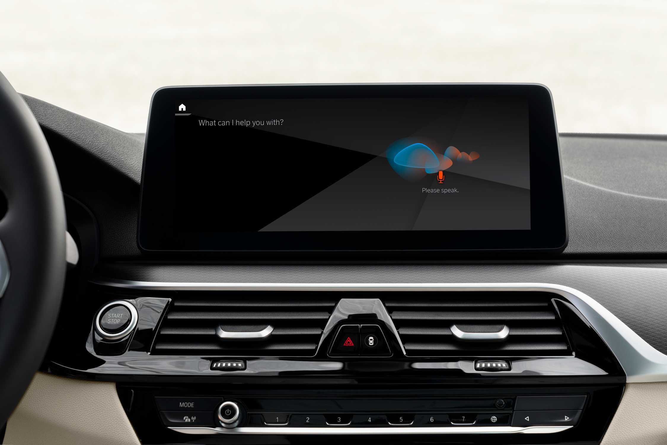 The new BMW 5 Series, Intelligent Personal Assistant (05/2020)