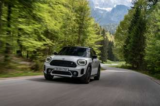 The New MINI Cooper SE Countryman ALL4. (05/20)