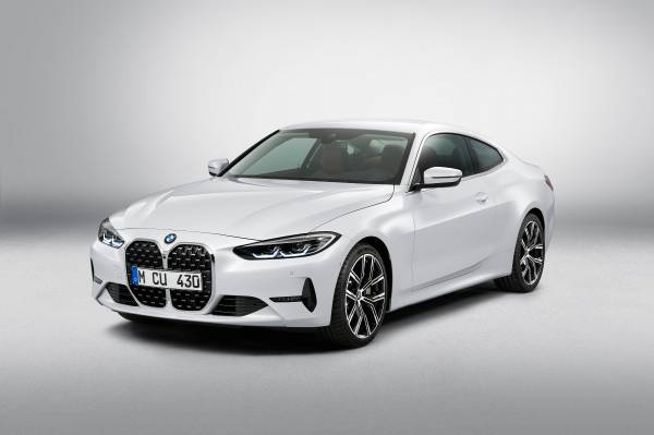The New 2021 Bmw 4 Series Coupé