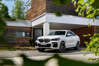 The new BMW X6 xDrive30d (05/2020).