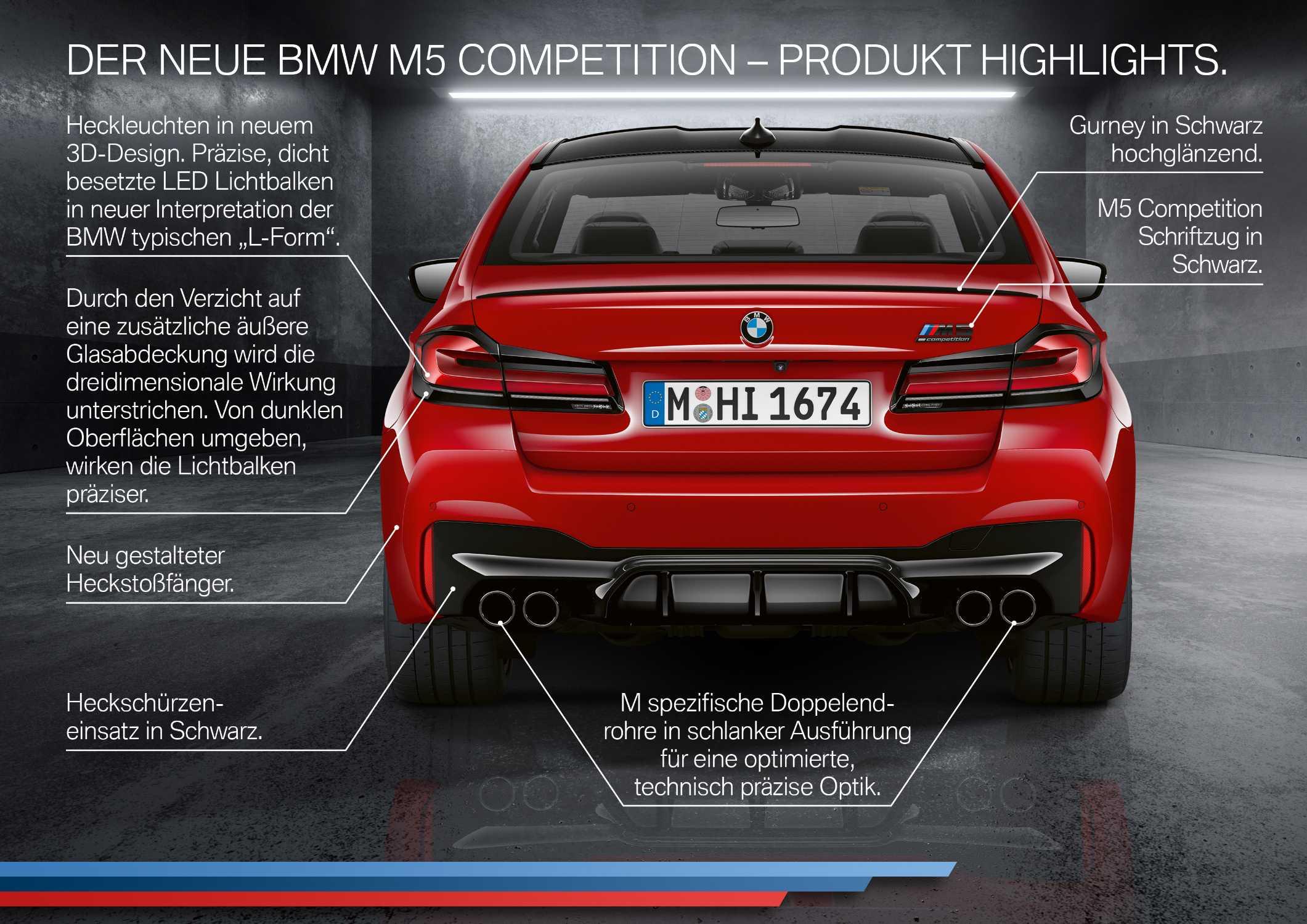Der neue BMW M5 Competition - Highlights (06/2020).
