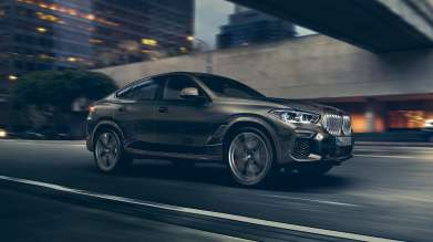 The all-new BMW X6 (06/2020)