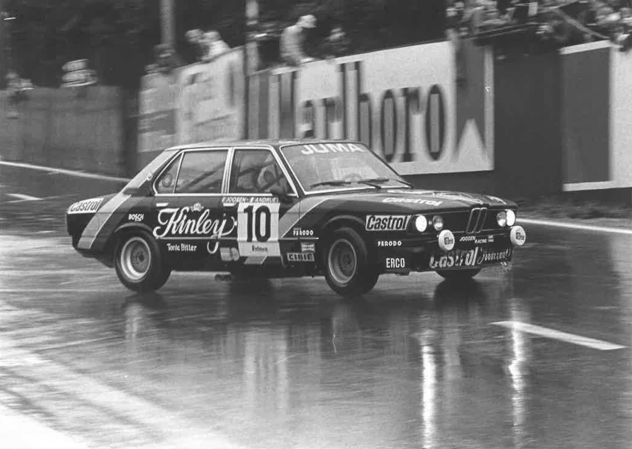 1977 BMW 530 IUS - Joosen-Andruet (06/2020)