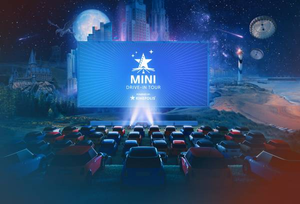 MINI DRIVE-IN TOUR powered by Kinepolis (06/2020)