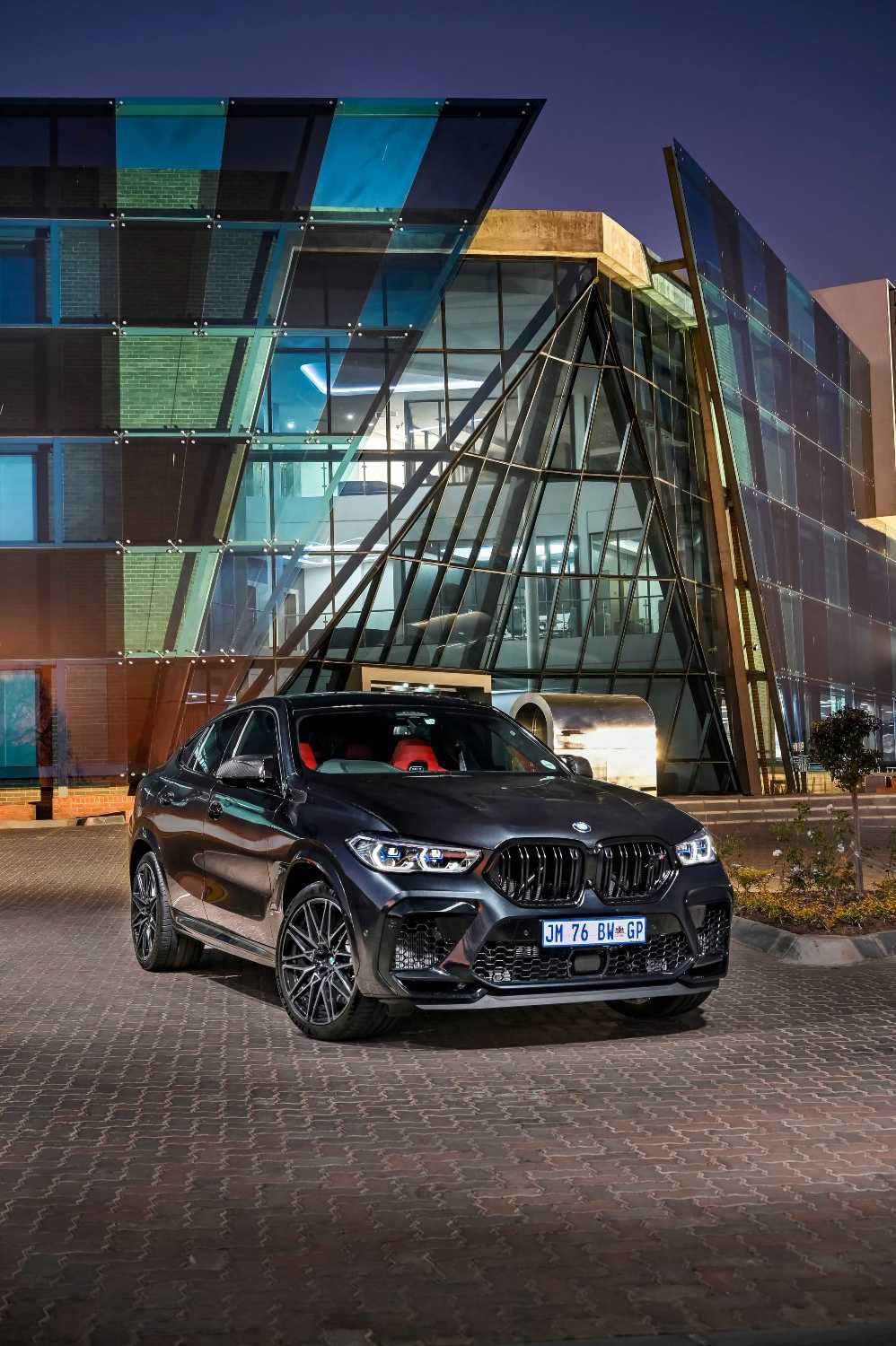 Bmw South Africa Unveils The Third Generation Bmw X5 M Competition And Bmw X6 M Competition