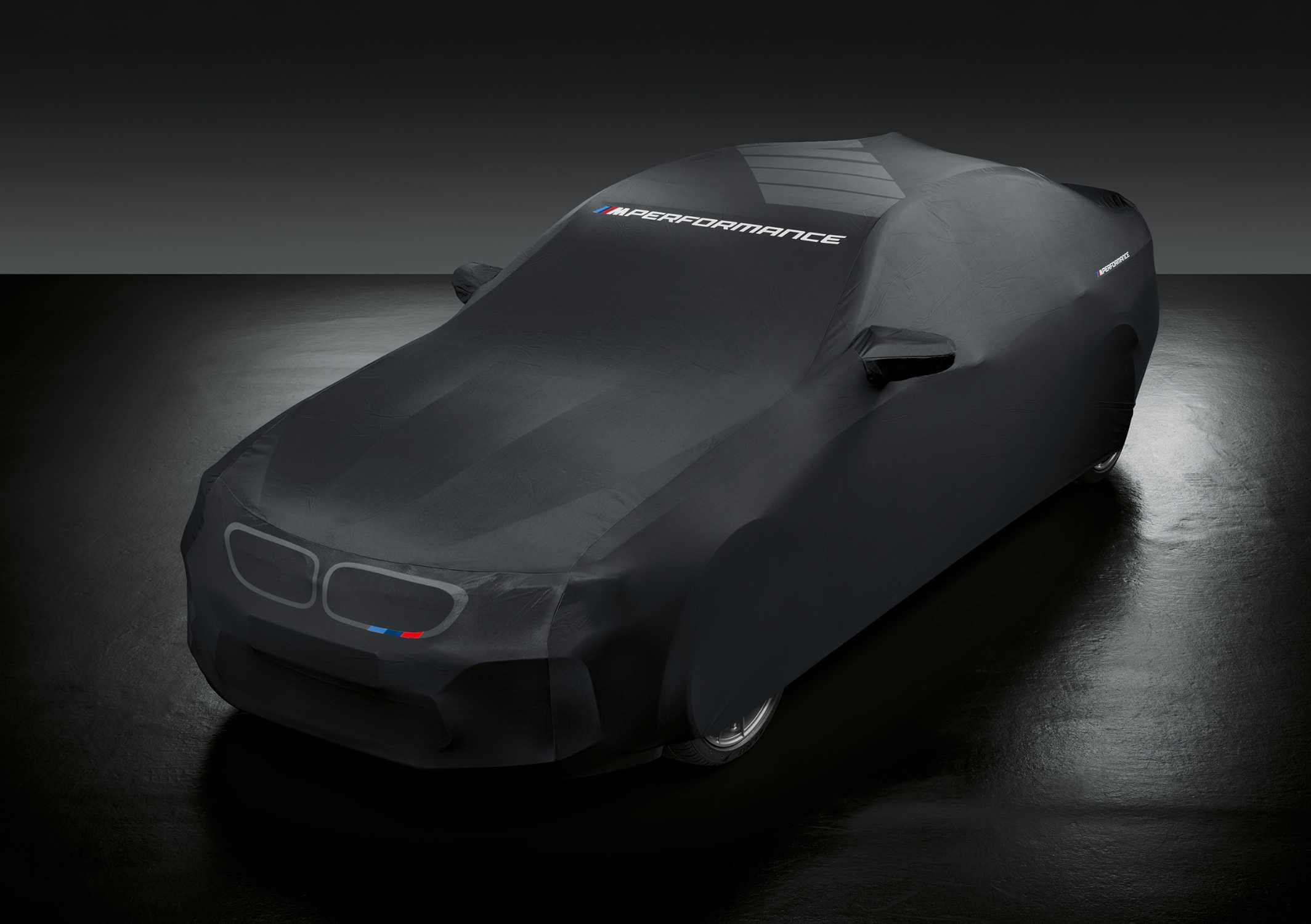 Der Bmw M5 M Performance Car Cover Indoor 07 2020