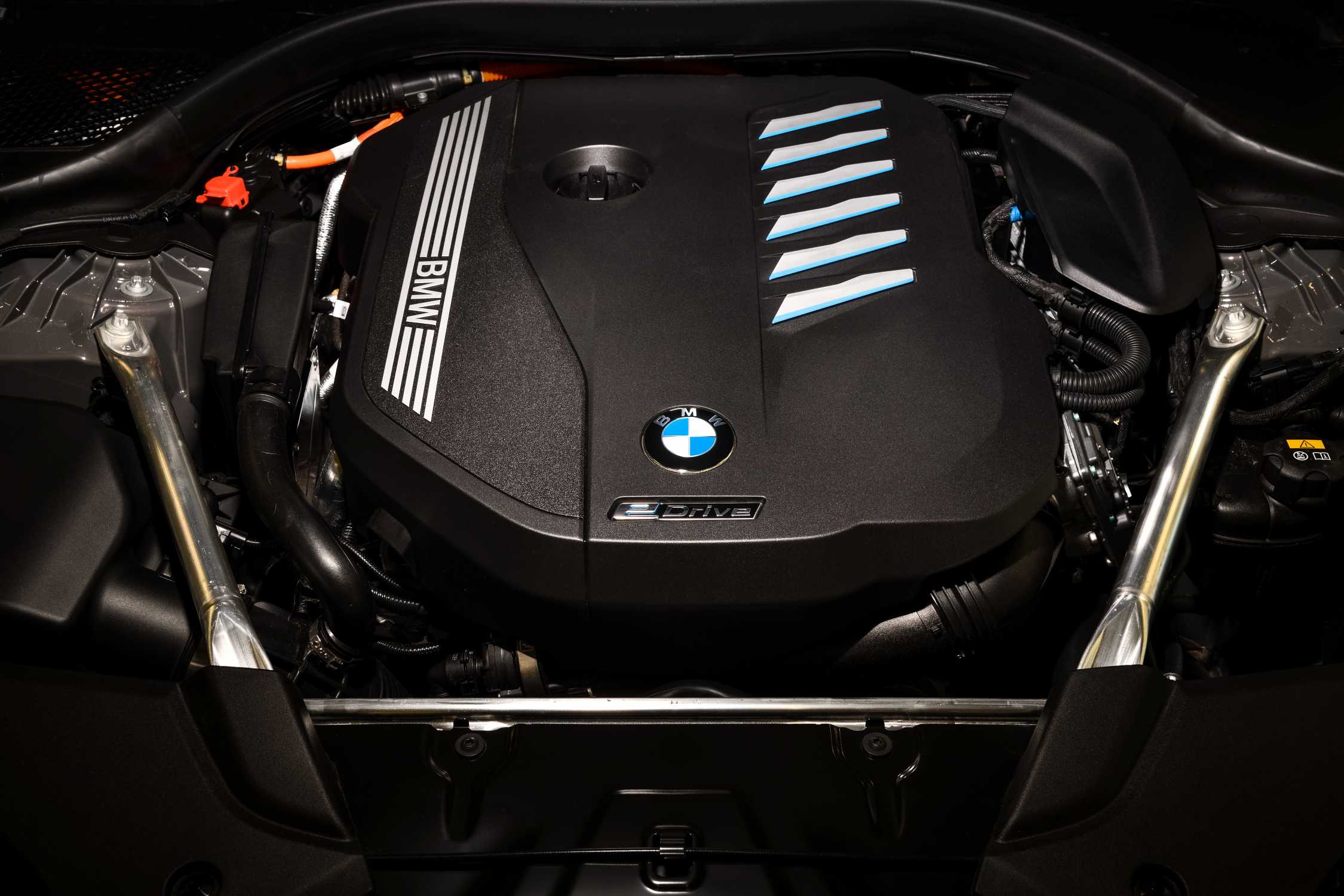 The new BMW 545e xDrive Sedan (08/2020).