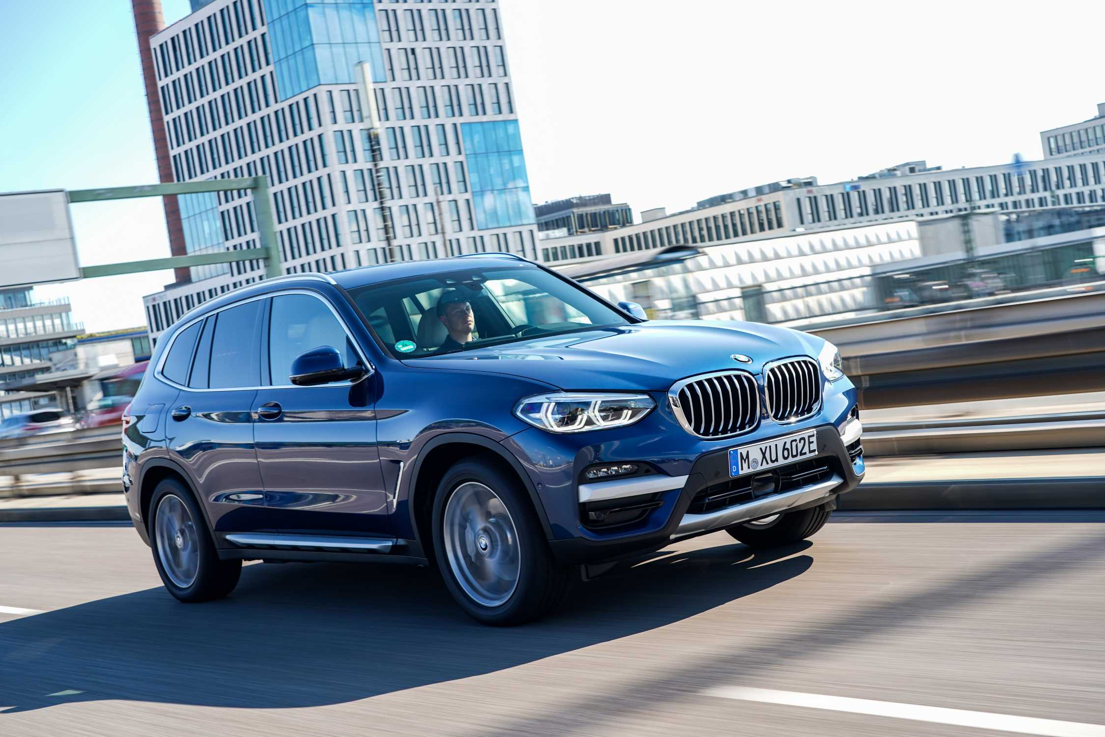 The Bmw X3 Xdrive30e Additional Pictures