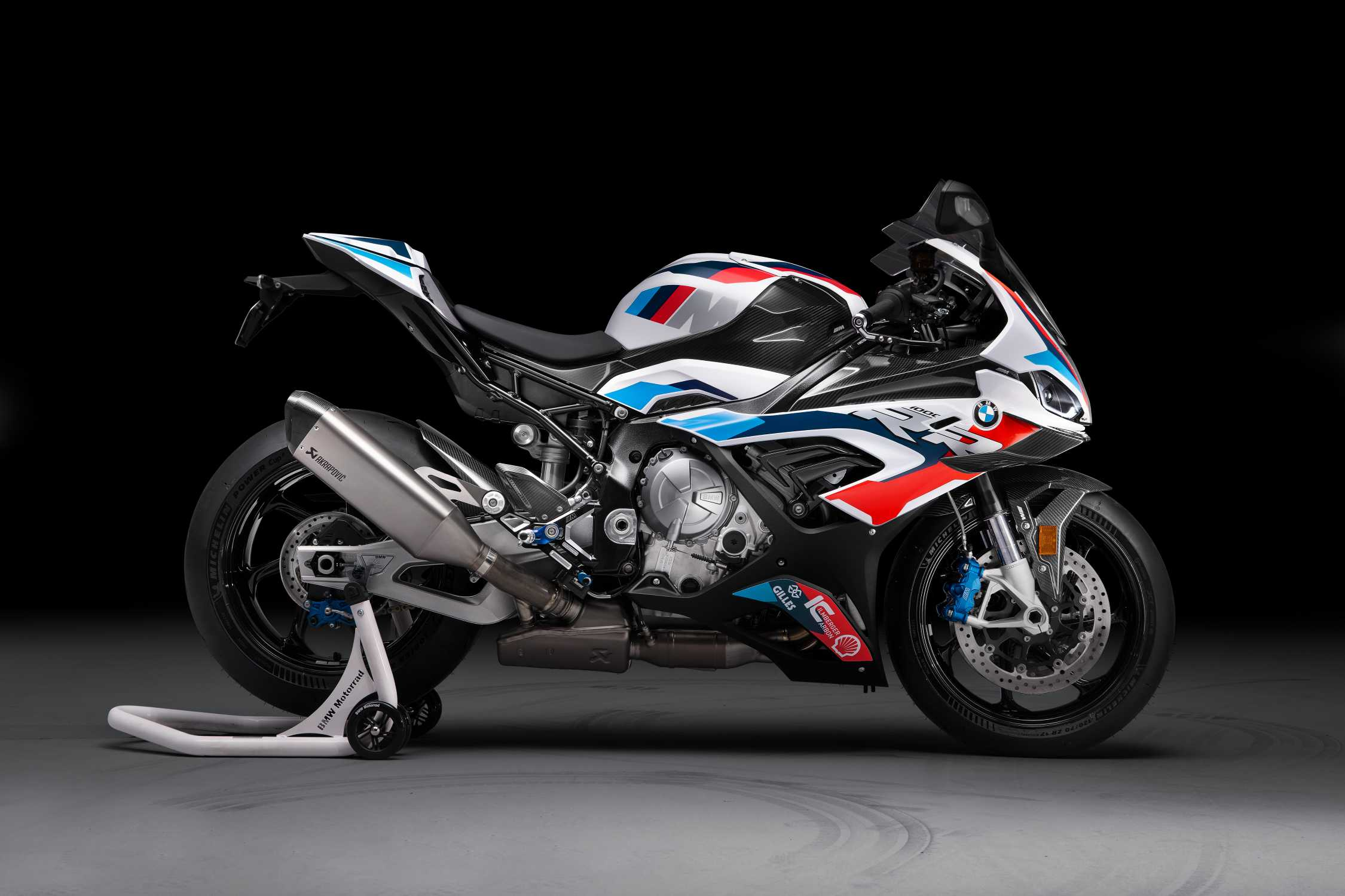 The new BMW M 1000 RR. (09/2020)