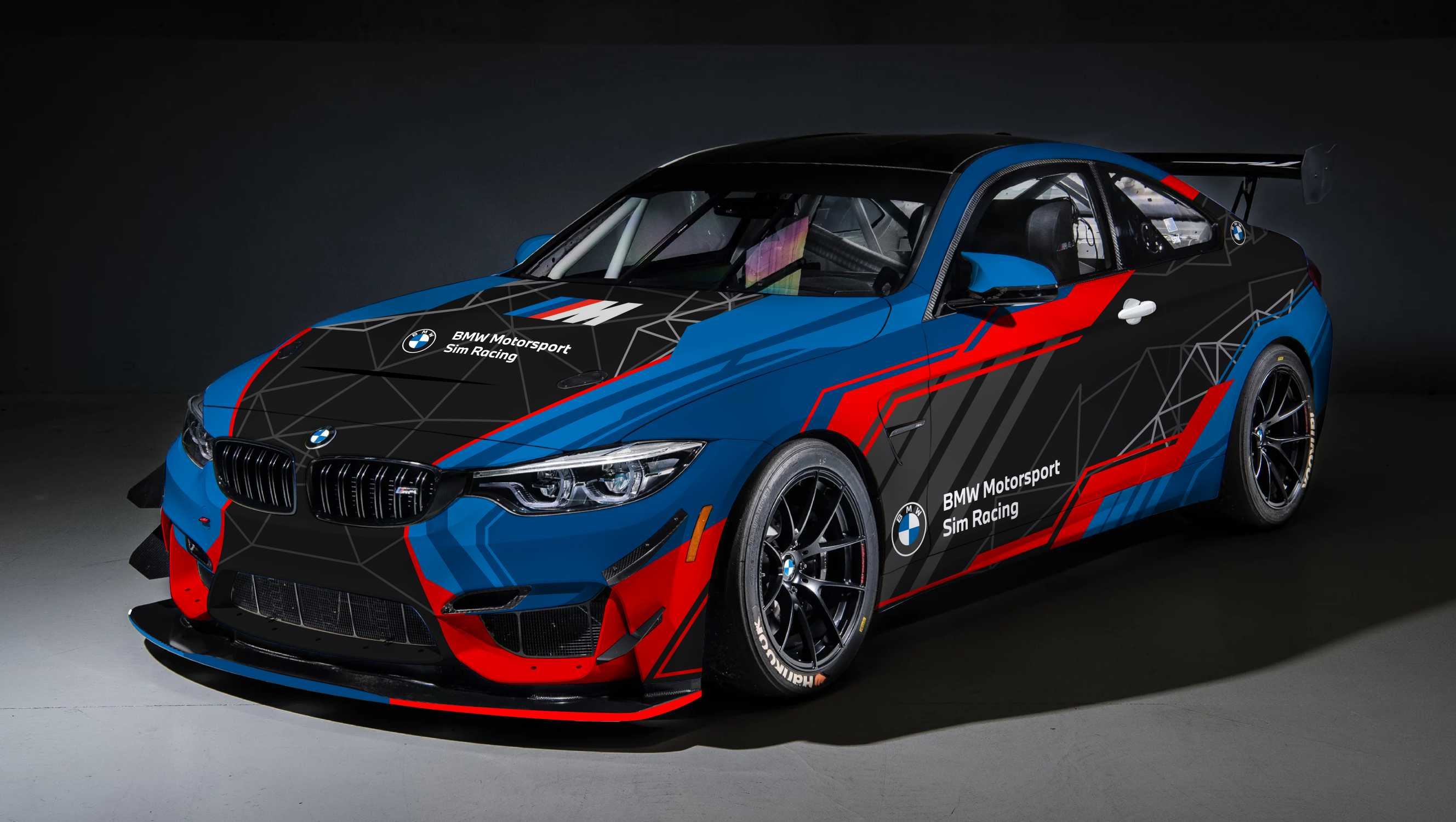 A real masterpiece: Winner of the BMW M4 GT4 livery ...