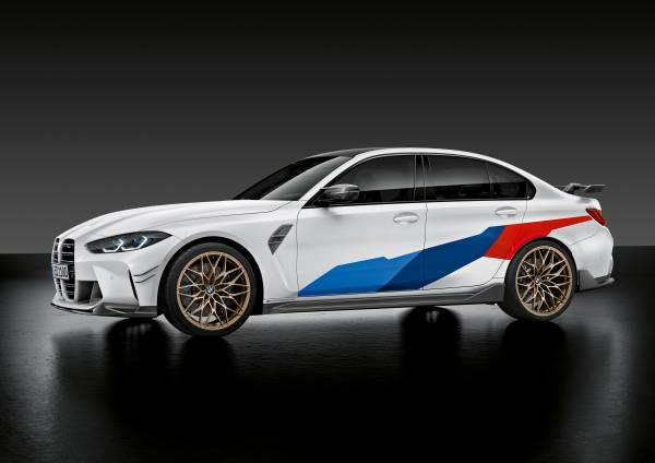Wide Range Of M Performance Parts Already Available At Market Launch Of The All New Bmw M3 Sedan And Bmw M4 Coupé