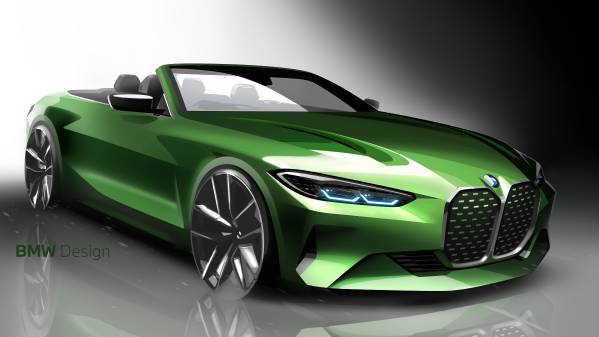 The All New Bmw 4 Series Convertible