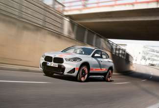 The new BMW X2 M Mesh Edition (09/2020).