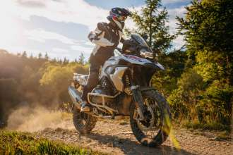 The new BMW R 1250 GS in action! (10/2020)