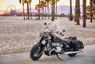 The BMW R 18 Classic First Edition. (10/2020)