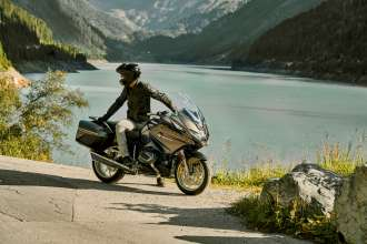 The new BMW R 1250 RT. (10/2020)