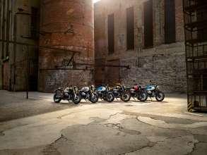 BMW R nineT models. (10/2020)
