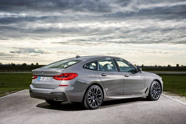 The New Bmw 6 Series Gran Turismo Additional Pictures