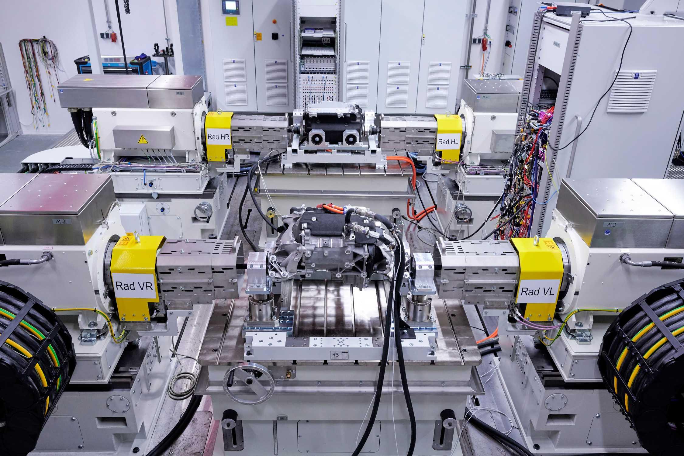 #NEXTGen 2020: BMW Group E-Drive System Test Bench for BEV. (11/2020)