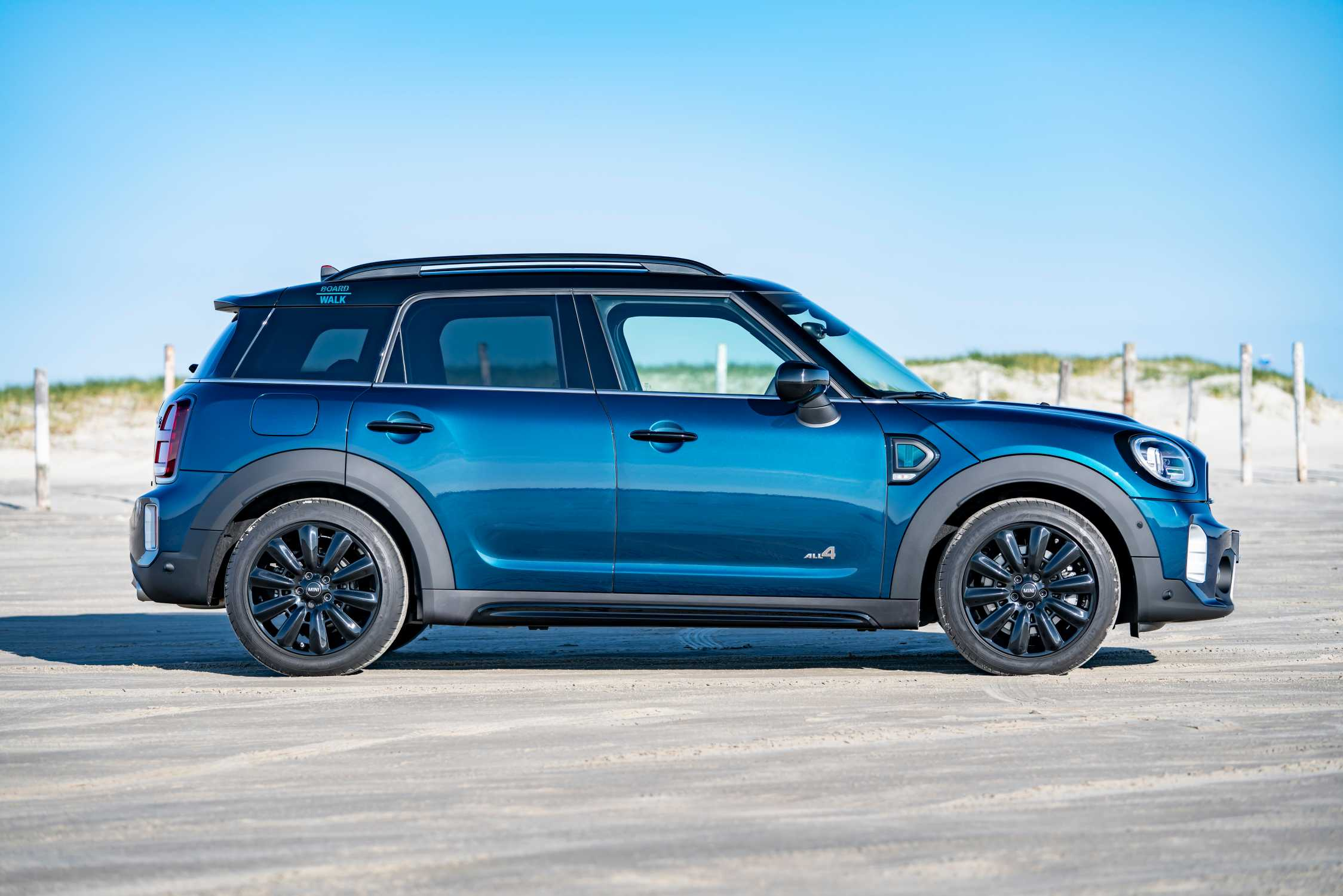 MINI Countryman Boardwalk Edition (12/2020)