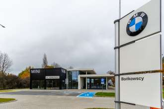 New dealership in Poland – Bonskowscy (11/2020)