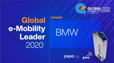 BMW - Global e-mobility leader 2020 (11/2020)