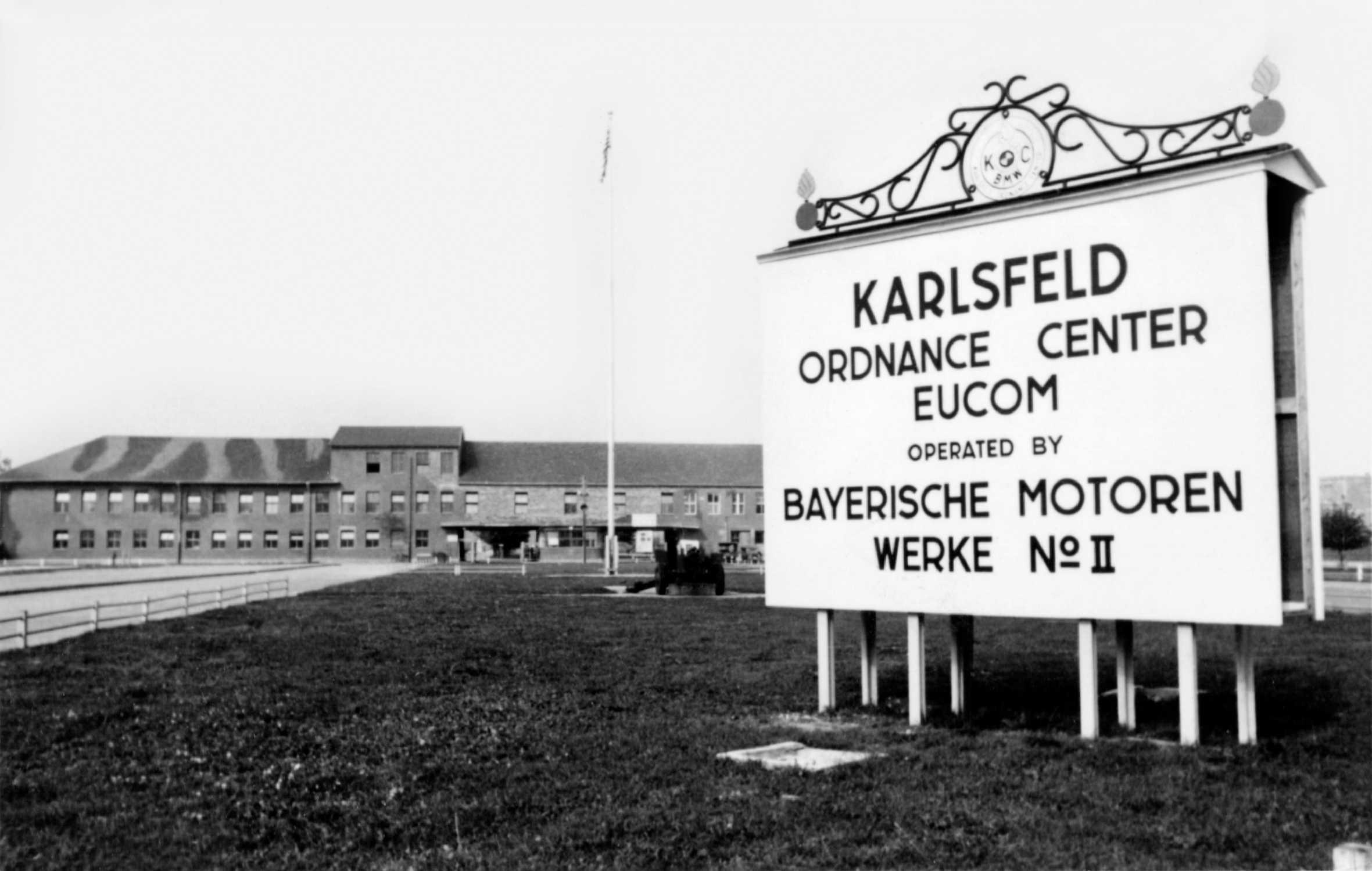 Karlsfeld Ordnance Center (11/2020)