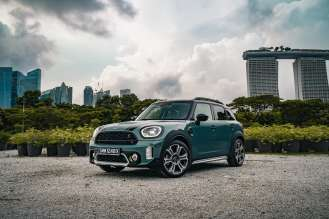 The new MINI Countryman in Singapore (11/2020)