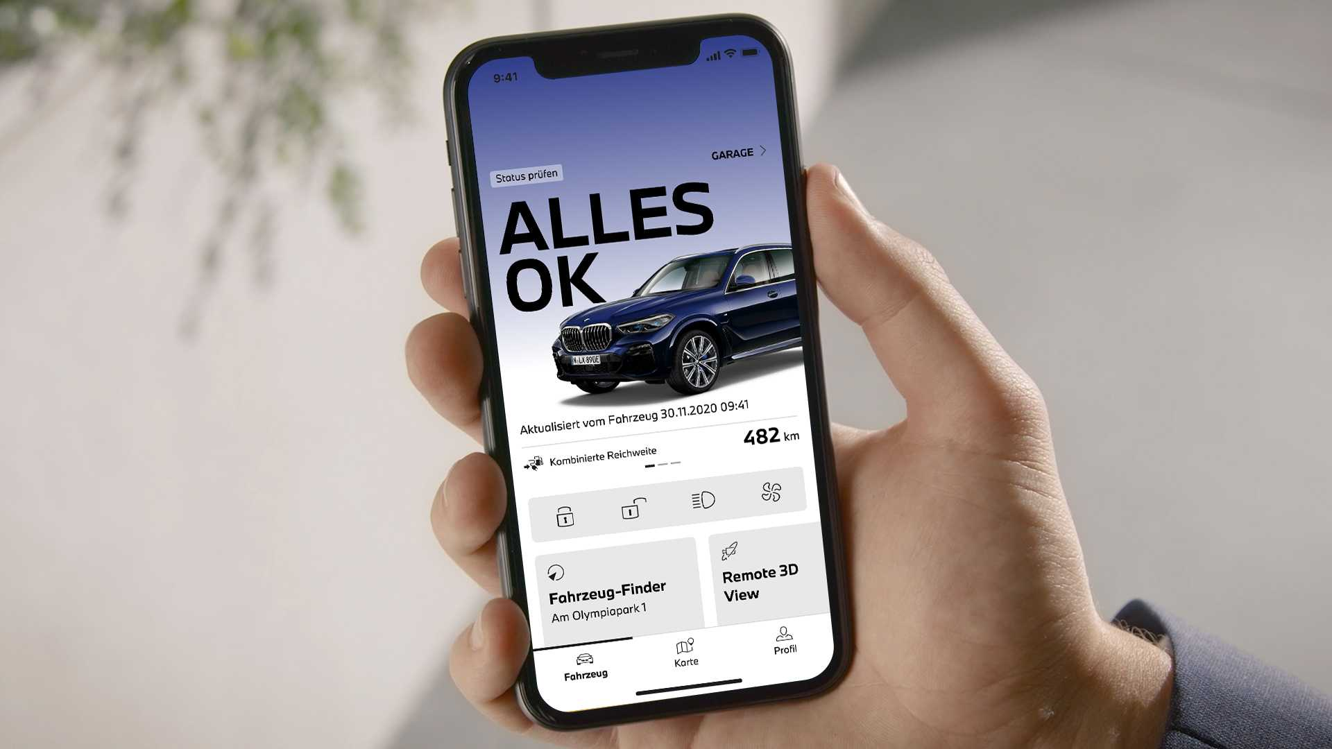 Your World My Bmw The New Generation App For Bmw Customers Now Available In 30 European Markets China And Korea