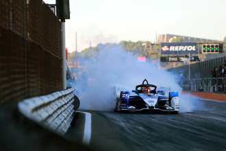Media Guide, track facts and key factors: BMW i Andretti Motorsport ahead of the Diriyah E-Prix.