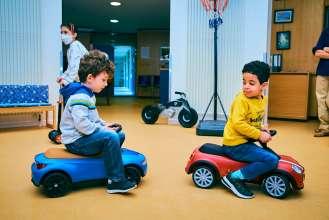 Overhandiging BMW Group Belux Universitair Kinderziekenhuis Koningin Fabiola (12/2020)