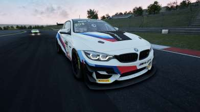 Racing League Romania powered by BMW present at the last Bucharest Gaming Marathon of the year (12/2020)