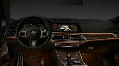 BMW Festive App - New Year (12/2020)