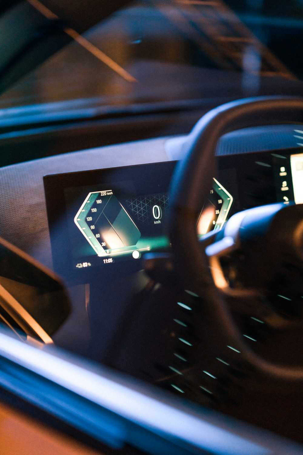 The new BMW iDrive @CES 2021. (01/2021)