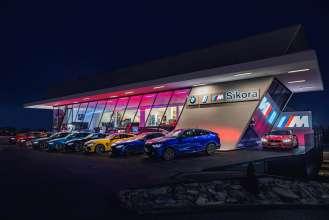 BMW Sikora – new dealership in Mikolow (01/2021)