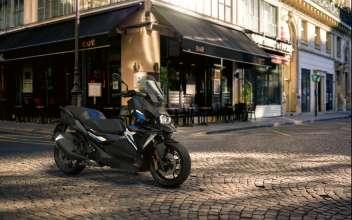 BMW C 400 X (02/2021)