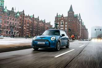 The MINI Cooper SE Electric Collection (01/2021)