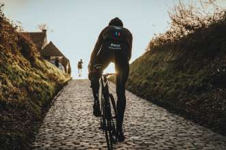 BMW Belux goes cycling (02/2021)