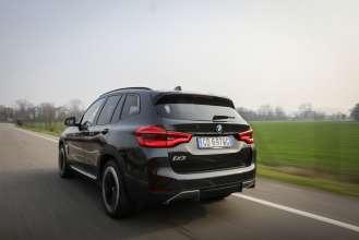 La Nuova BMW iX3 (03/2021)