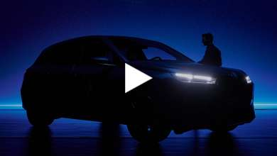 Key Visual Streaming World Premiere of the all-new BMW iDrive